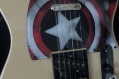 Fender Tele Capt America